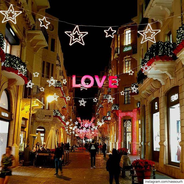 lebanonspotlights Lebanon Beirut downtown solidere ...