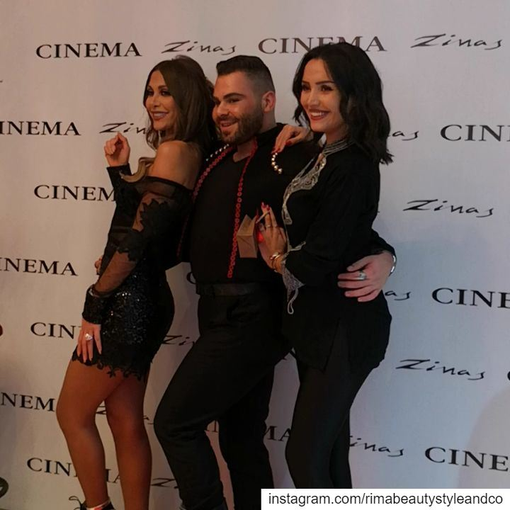 Opening of boutiquecinema greecelabel fashion fashionista clothes ... (DEMCO Towers)