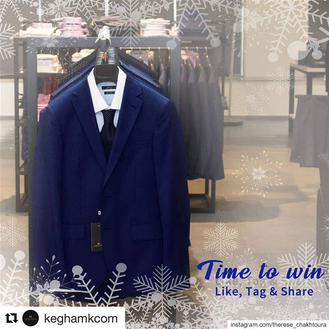 Repost @keghamkcom with @get_repost・・・Our Santa has a special surprise...