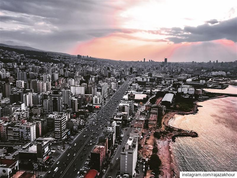 Beirut '19 🌅.. dji beirut lebanon.... moodygrams natgeo ... (Lebanon)