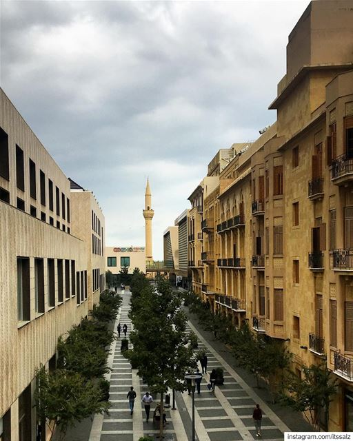 The beauty of @downtown.beirut ♥️ ...