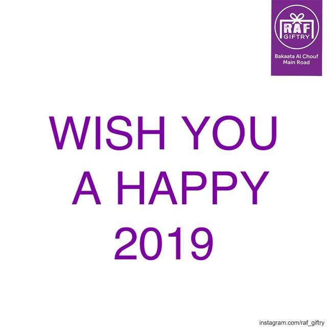 Happy 2019 folks 🥳 raf_giftry......... happynewyear newyear ... (Raf Giftry)
