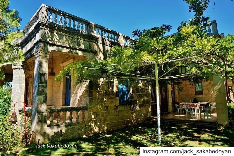From Jezzine jezzine southlebanon lebanon liban sudliban oldhouse ...