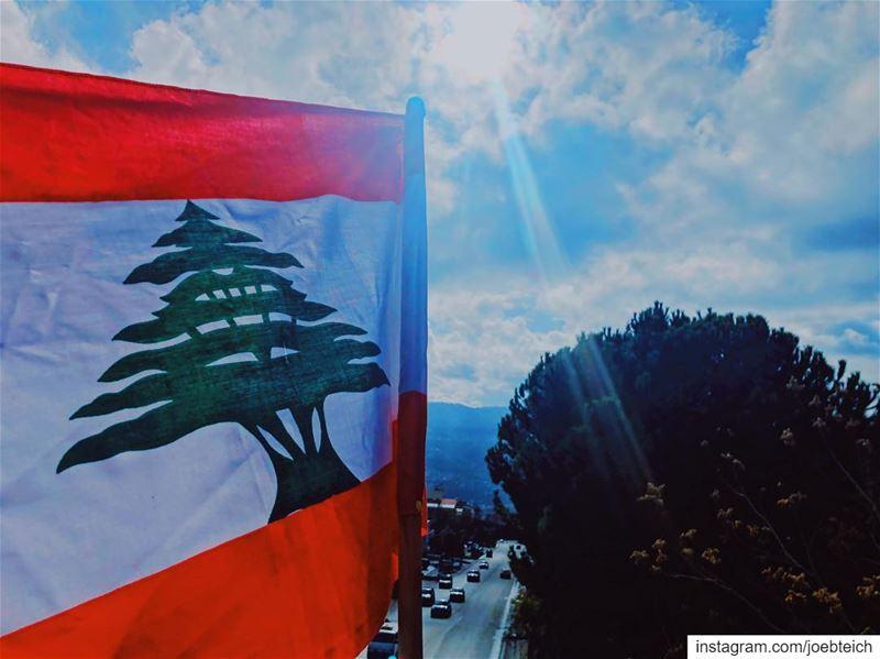 Happy 75th independance day🇱🇧 lebanon lebanese independance hometown... (Ajaltoun, Mont-Liban, Lebanon)