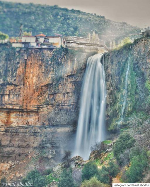 جزين.... تعجز عنها الكلمات....... lebanon photography ... (Jezzîne, Al Janub, Lebanon)
