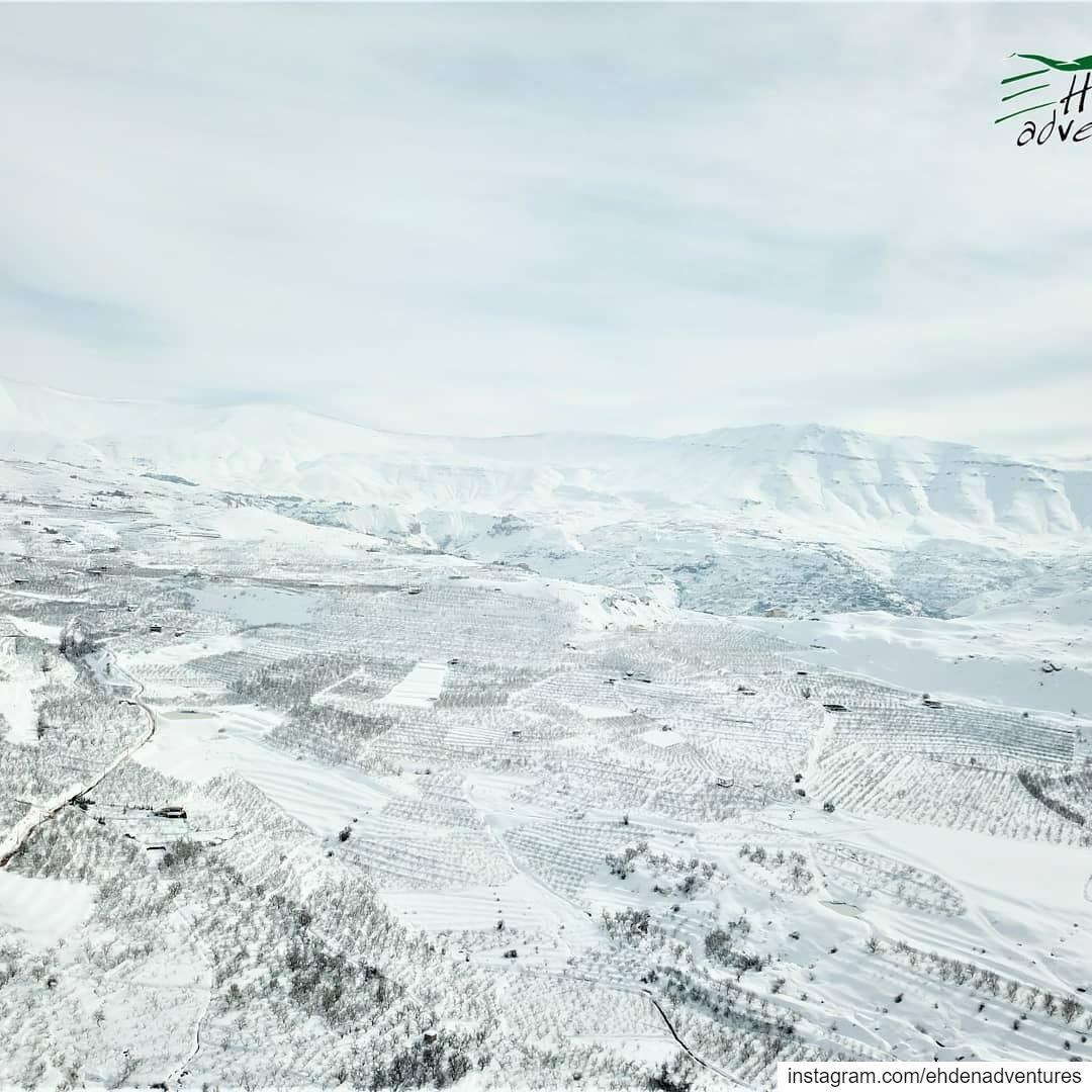 snow ehden lebanon ... (Ehden, Lebanon)