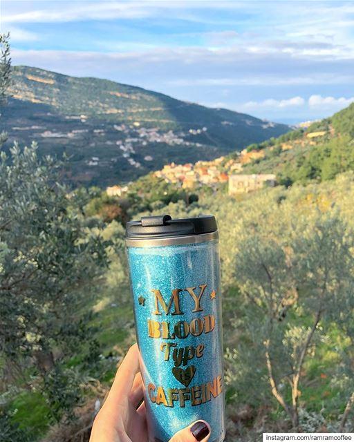 يليق بك ان استثنيك عن الكل صباحي_انت.... ramramcoffee turkishcoffee... (Lebanon)