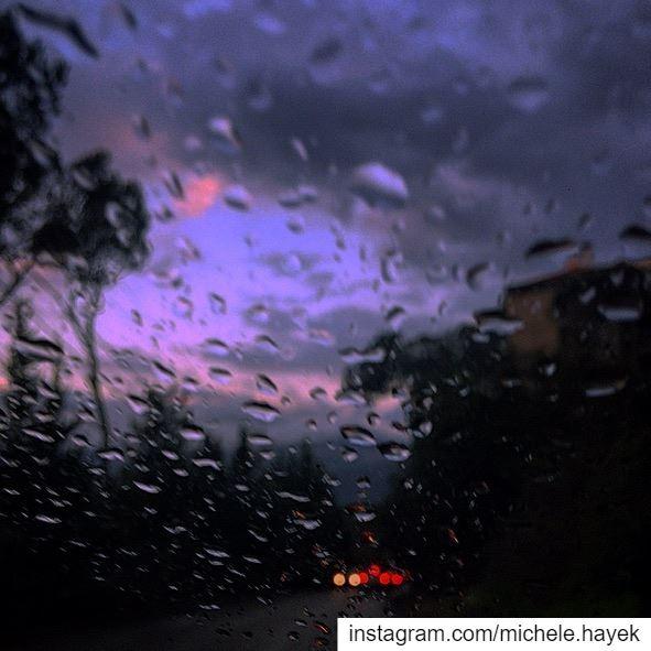 🌬💨⛈ rain instalebanon whatsuplebanon ... (Lebanon)