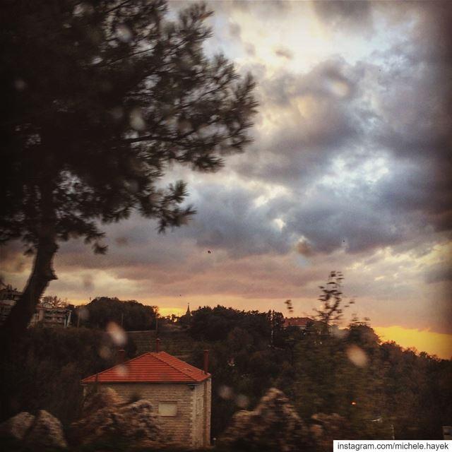 ⛈⛰🏡 landscapephotography lebanoninstagram instalebanon lebanonhouses ... (Lebanon)