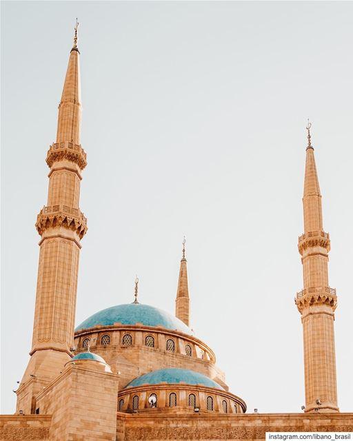 🇱🇧🇧🇷 Beirute: a cidade onde todas as religiões são bem vindas. Foto de... (Downtown Beirut)