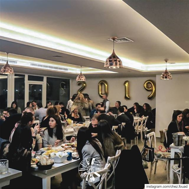 Throwback to the new years eve at chezfouad! Great mood and awesome food!! (Chez Fouad)