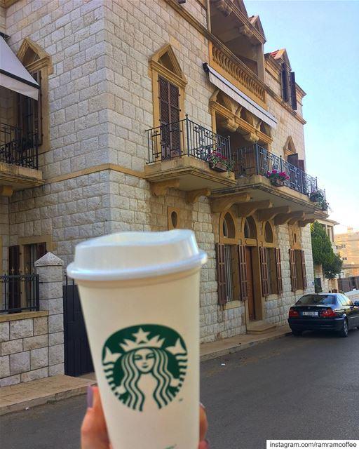 و وجدت بك كل ما يتمناه قلبي... ramramcoffee turkishcoffee ... (Beit Meri, Mont-Liban, Lebanon)