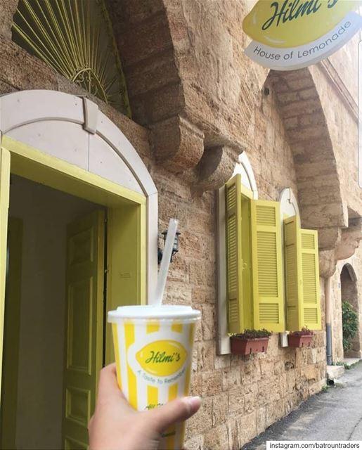 batroun البترون_سفرة @hilmislemonade lemonade heritage legacy ... (Batroûn)