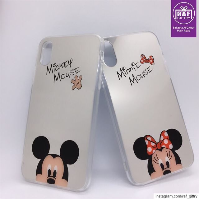 For you & me 🤳🏻 raf_giftry......... cover  mickey  minnie ... (Raf Giftry)