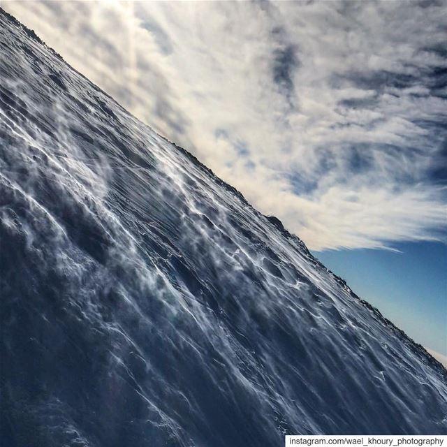 livelovebeirut landscape natgeotravel @natgeotravel love ... (Mzaar Ski Resort Kfardebian)