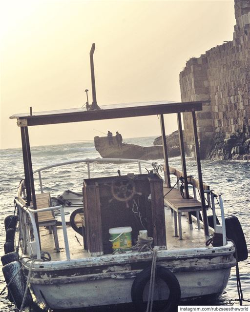 Byblos, Lebanon: I absolutely love wandering around the port, snapping... (Byblos, Lebanon)