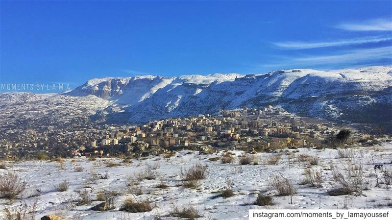 ☃️ landscape landscapephotography nature naturephotography naturelovers... (Minieh-danieh)