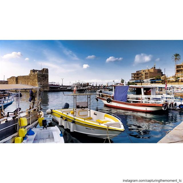 Mediterranean awesomeshots awesome_earthpix beautifuldestinations... (Jbeil-Byblos)