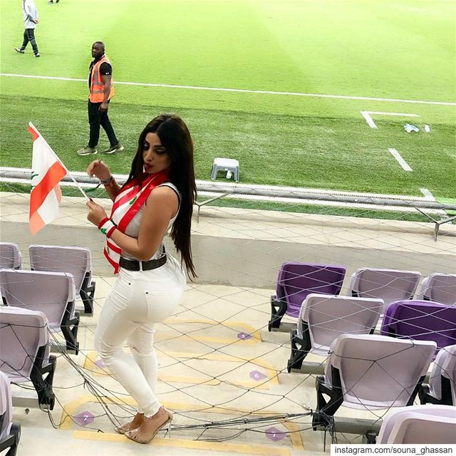 بعد في امل 🇱🇧❤️ afc lebanon لبنان كأس_آسيا2019 المنتخب_اللبناني سون