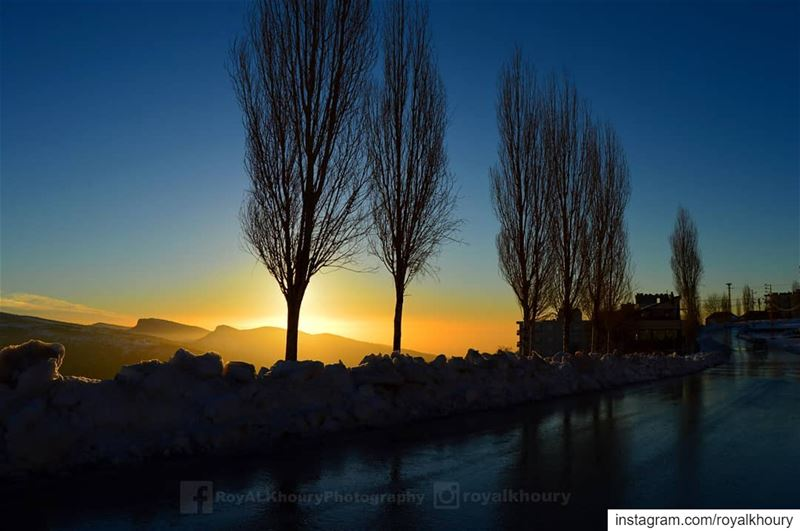Ehden Sunset after the storm RoyALKhouryPhotography  LiveLoveEhden  ehden... (Ehden, Lebanon)