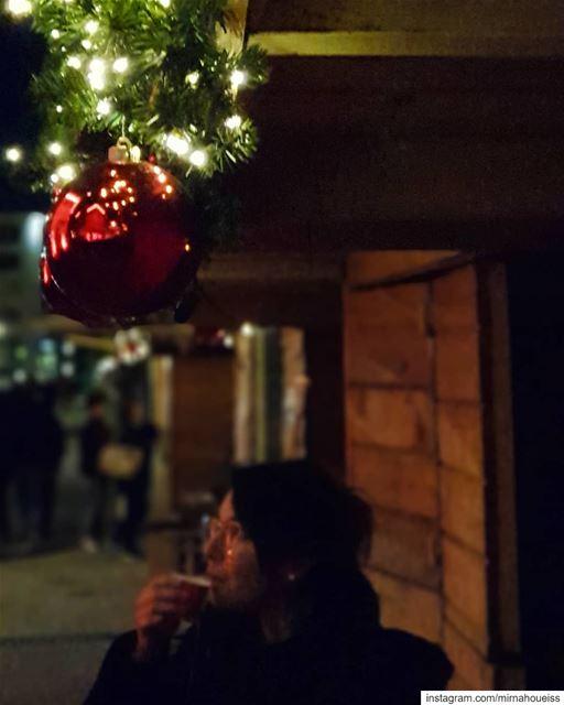 Christmas Eve 🎅🎄😍💫 whpmagical christmas christmaslights ... (Lebanon)