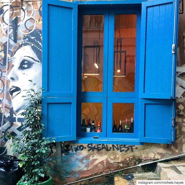 Fairuz & Old Beirut🌟✨💙💚 streetphotography streetarts oldbeirut ...