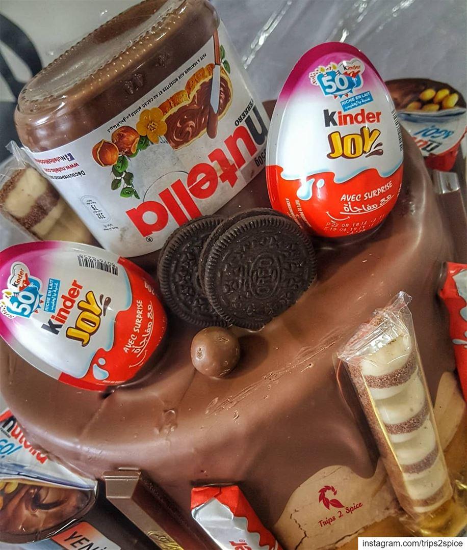 *3al Khafif* Diet Mode OFF!======================📍 @blesucrefakhani•...