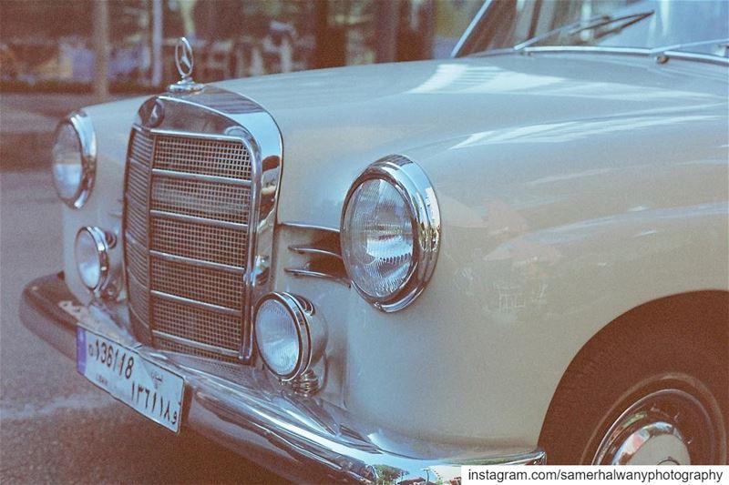 classiccar expiredfilm vintagecamera :)..../shot in beirut lebanon ...