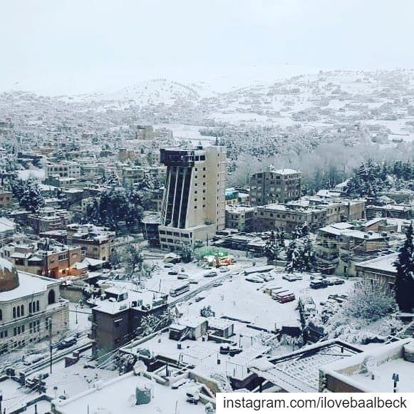 صباحكم بعلبكي ابيضBy Sawsan Taha Baalbeck IloveBaalbeck Lebanon ...