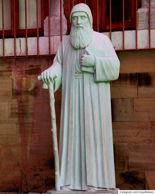 مار أنطونيوس الكبير ... ينعاد على الجميع وخاصةً على حاملي الإسم...