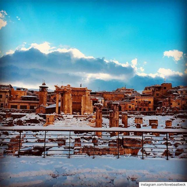 By @zoulfikarnawaz Baalbeck IloveBaalbeck Lebanon livelovebaalbeck ...