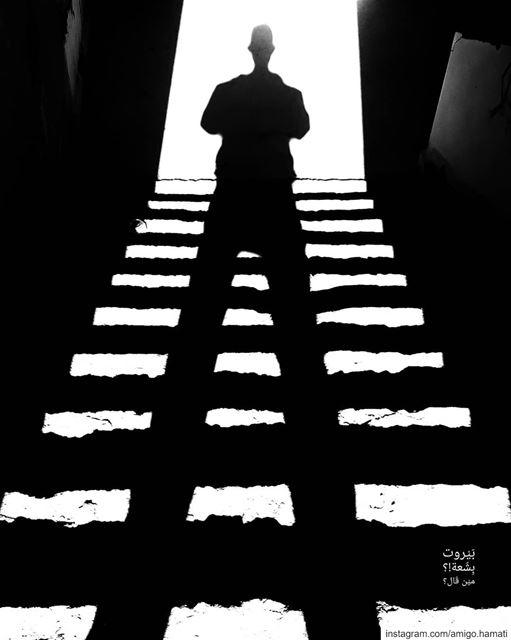 The shadow. .... uglybeirut بيروت_مش_بشعة بيروت beirut lebanon... (Mansourieh El Matn المنصورية - المتن)