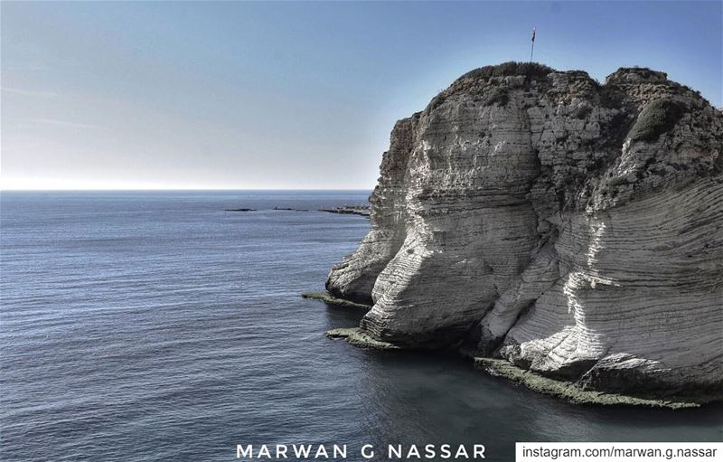 Never hesitate to go far away, beyond all seas, all frontiers, all... (Beirut, Lebanon)