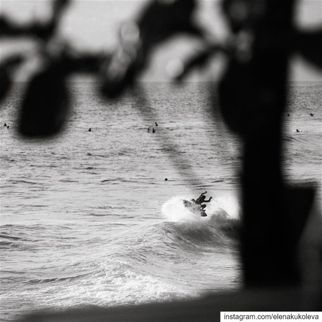 I miss shooting surfing. It's time to visit  mustafasaframe and ... (Lebanon)