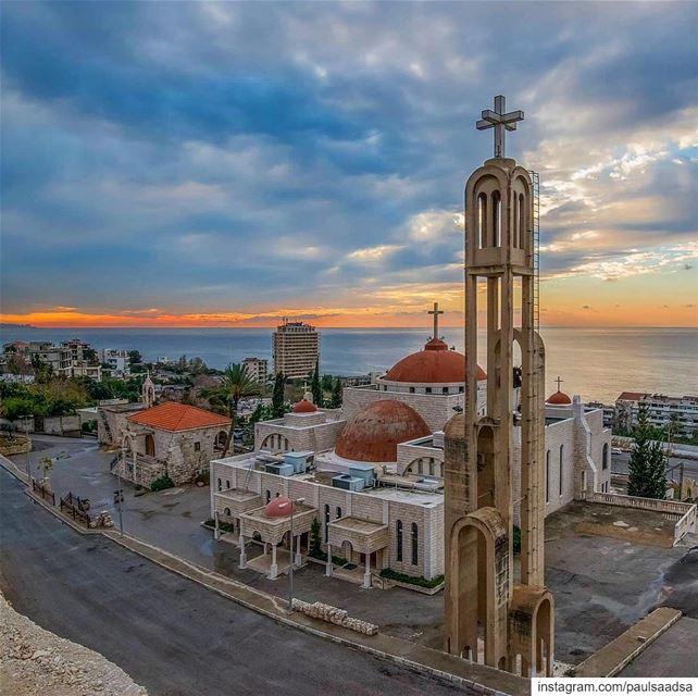 lebanon lebanon🇱🇧 beirut safra tabarja church ... (st sophie-safra)