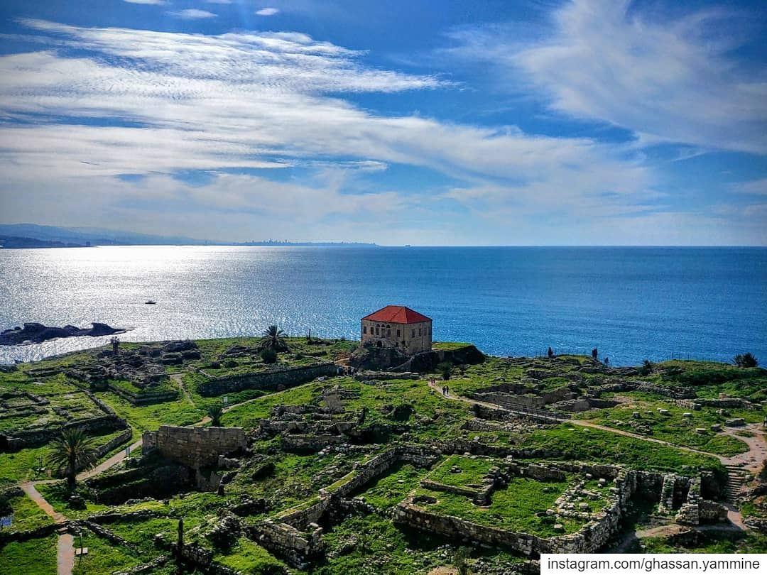 Byblos...By Ghassan_Yammine byblos lebanon landscapephotography ... (Byblos, Lebanon)