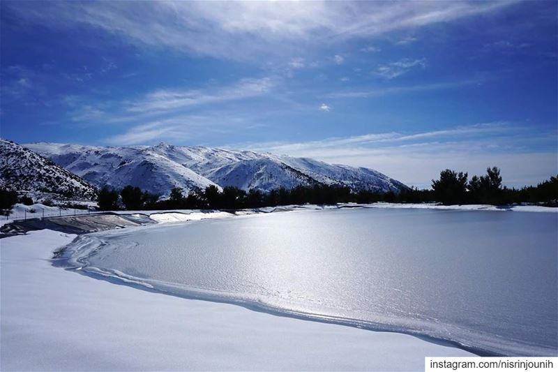 frozenpool ptk_nature ptk_lebanon meetlebanon imagination ... (Maasser Ech Chouf, Béqaa, Lebanon)