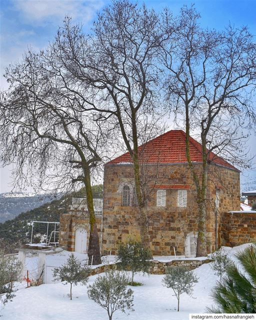 May your new week & all your days be the home for love, happiness, hope &... (Ehden, Lebanon)