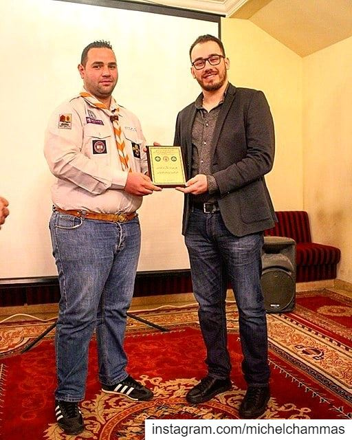 CyberAwareness session at Sno-Gno St. Catherine Scout Group Anfeh by... (Sno-Gno St. Catherine Scout Group Anfeh)