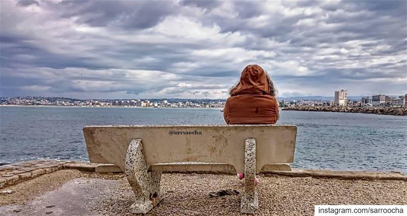 Just wondering ☁ takenbyme ptk_Lebanon visitlebanon Lebanonbyalocal ... (Tyre, Lebanon)