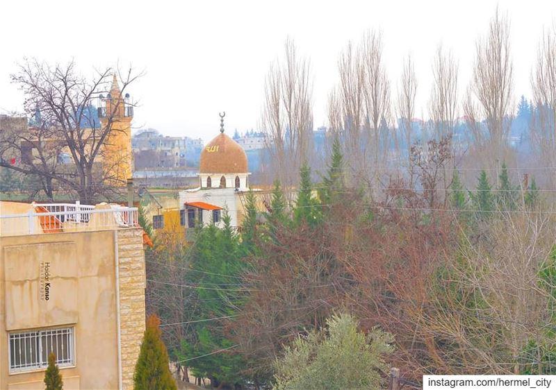ضيعتنا غناني الحطابين صخور السمر حراش الريح ...Photo by @kansohaidar... (El Hermel, Béqaa, Lebanon)