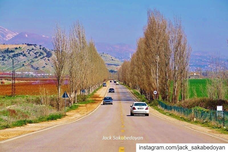 Aamik road aamik aamiq westbekaa westbeqaa bekaa beqaa lebanon ...