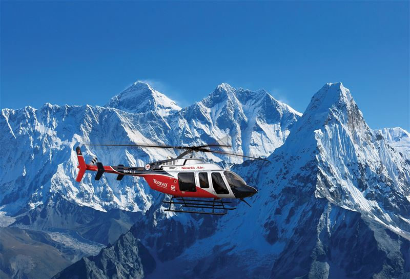 Nepal Helicopter Tour