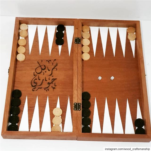 Custom handmade wooden backgammon woodworking wood wooden ...