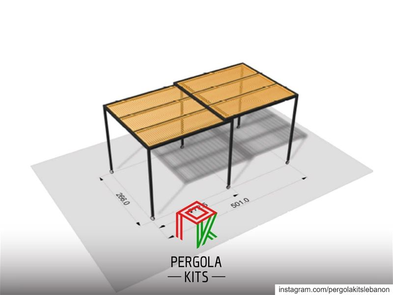 "Another Idea of ""Pergola With Wheels""Practical & Decorative for Outdoors!..."
