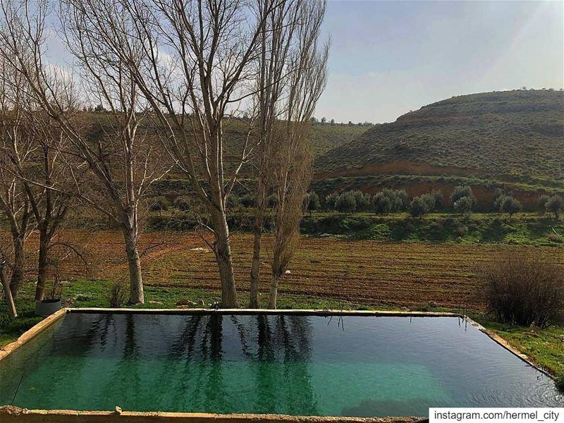 هون ربينا ... Photo by @zeinabtueni Hermel Bekaa lebanon🇱🇧 ... (El Hermel, Béqaa, Lebanon)