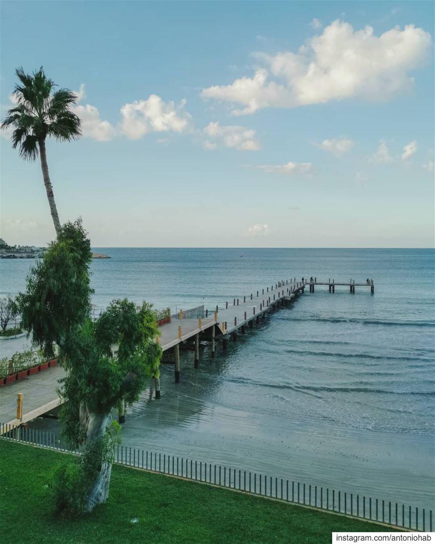 Miami Beach AKA Chekka Beach🌊 LebanonFrom the @nabumuseum...