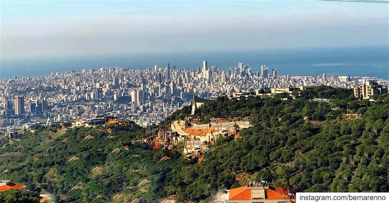 beirut lebanon ... (Mansourieh El Matn المنصورية - المتن)
