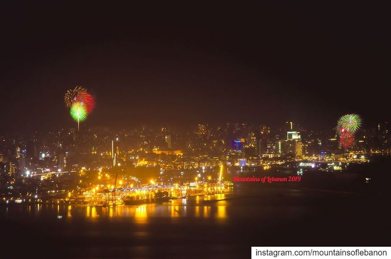 Happy New Year! Take2Lebanon style celebrations Jan 31Mabrouk mabrouk......