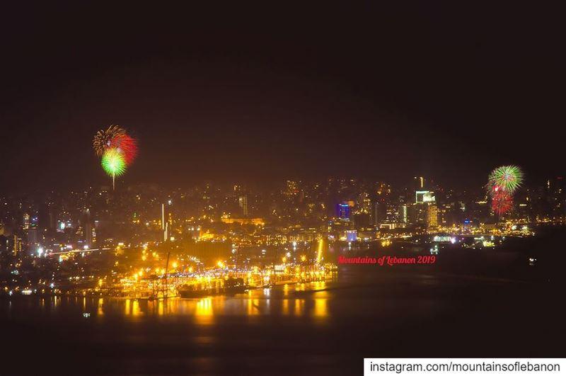 Happy New Year! Take2Lebanon style celebrations Jan 31Mabrouk mabrouk......
